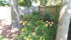 107 Taylor Lane Blooming flower bed resized