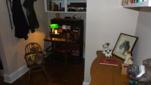 1503 Arendell St. Desk area