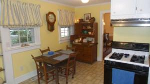 1503 Arendell St. Kitchen with breakfast area resized