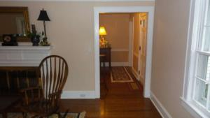 1503 Arendell St. View of entrance from Living area resized