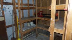 3623 Meadow Dr. Garage storage shelves resized
